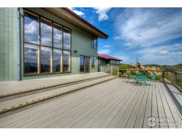 947 Silver Sage Ln, Lyons, CO 80540 (MLS #884197) :: 8z Real Estate