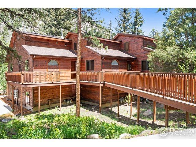 1480 David Dr #15, Estes Park, CO 80517 (MLS #884198) :: Hub Real Estate