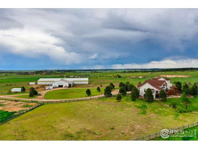 7626 E Greenland Rd, Franktown, CO 80116 (MLS #884204) :: 8z Real Estate