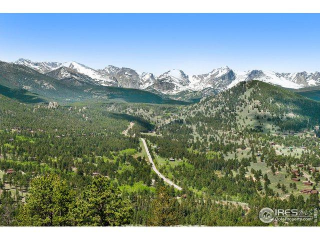 2805 Eaglecliff Dr, Estes Park, CO 80517 (#884205) :: The Dixon Group