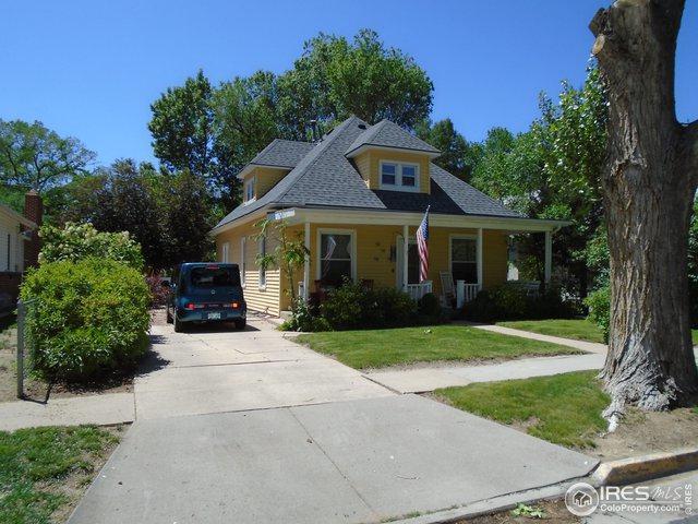 706 Carson St, Brush, CO 80723 (MLS #884276) :: Kittle Real Estate