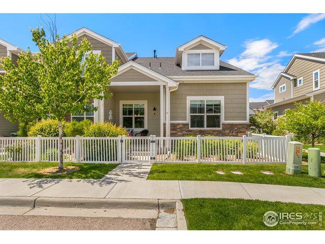 2174 Cape Hatteras Dr #4, Windsor, CO 80550 (MLS #884301) :: Colorado Home Finder Realty