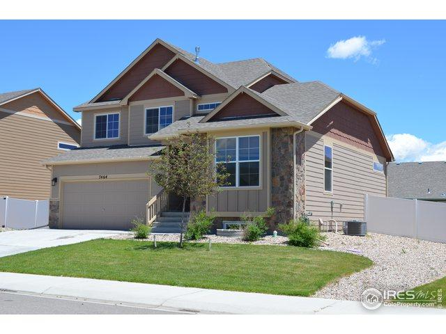 7464 Home Stretch Dr, Wellington, CO 80549 (MLS #884317) :: J2 Real Estate Group at Remax Alliance