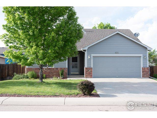 425 E 28th St Dr, Greeley, CO 80631 (MLS #884411) :: 8z Real Estate