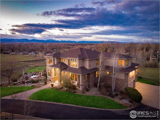 54 Baxter Farm Ln, Erie, CO 80516 (MLS #884430) :: The Bernardi Group