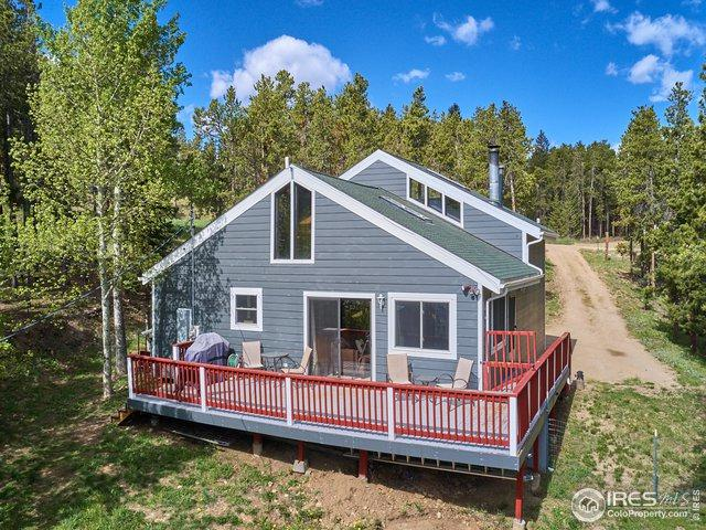 80 Alpine Dr, Nederland, CO 80466 (MLS #884435) :: Tracy's Team