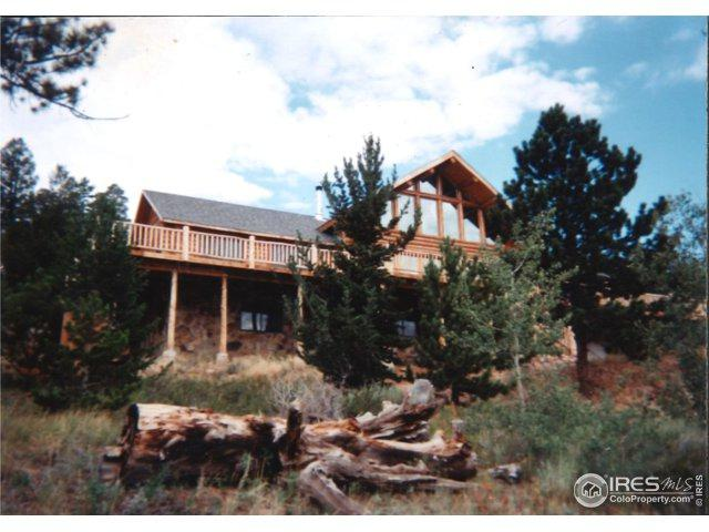 3967 N County Road 73C, Red Feather Lakes, CO 80545 (MLS #884453) :: 8z Real Estate