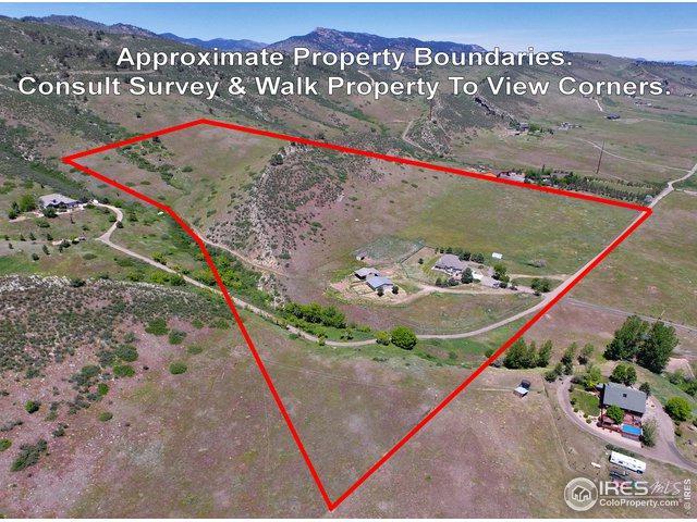 6841 Hidden Springs Rd, Fort Collins, CO 80526 (#884460) :: The Peak Properties Group