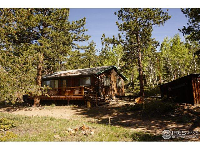74 Muskogee Trl, Red Feather Lakes, CO 80545 (MLS #884462) :: 8z Real Estate