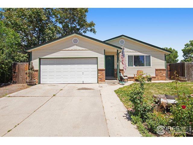 100 Sunflower Dr, Windsor, CO 80550 (MLS #884465) :: Colorado Home Finder Realty