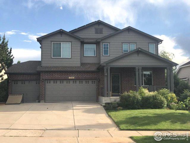 2518 Azalea Way, Erie, CO 80516 (MLS #884476) :: Kittle Real Estate