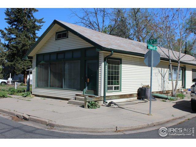 501 W 5th St, Loveland, CO 80537 (MLS #884482) :: Hub Real Estate