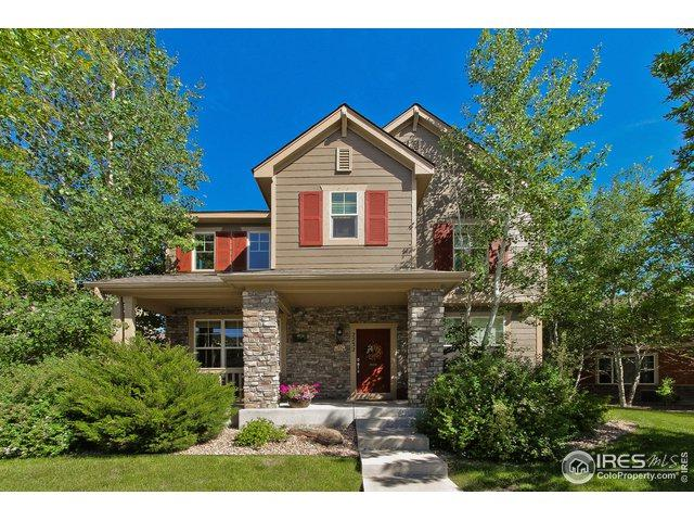 2232 Whistler Dr, Longmont, CO 80504 (MLS #884514) :: 8z Real Estate