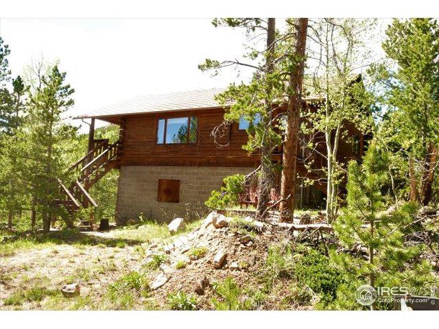 528 Micmac Dr, Red Feather Lakes, CO 80545 (MLS #884537) :: 8z Real Estate