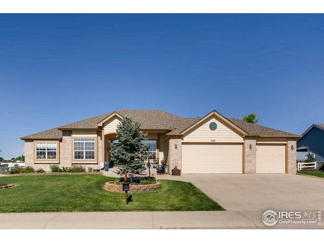400 Estate Dr, Johnstown, CO 80534 (MLS #884546) :: 8z Real Estate