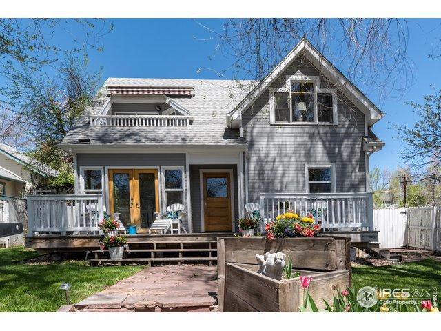 1927 Bluff St, Boulder, CO 80304 (MLS #884557) :: Bliss Realty Group