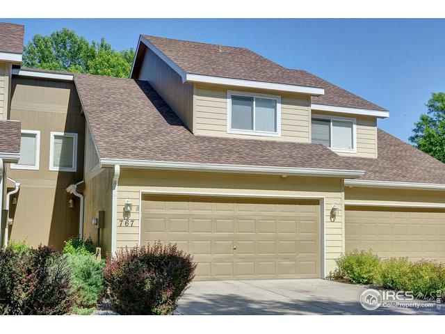 767 2nd St, Windsor, CO 80550 (MLS #884562) :: Colorado Home Finder Realty