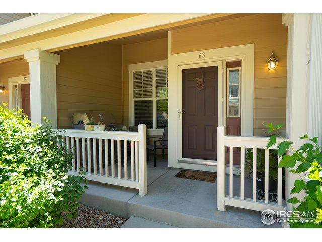 6608 W 3rd St #63, Greeley, CO 80634 (MLS #884586) :: June's Team