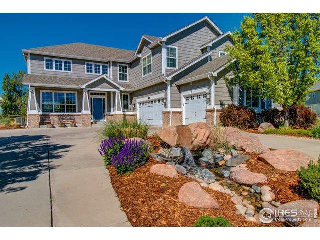 4953 Blackhawk Dr, Windsor, CO 80550 (MLS #884621) :: J2 Real Estate Group at Remax Alliance