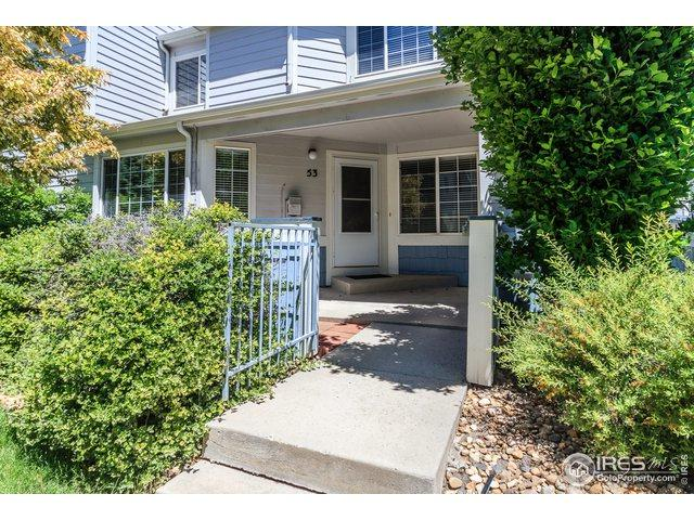 1419 Red Mountain Dr #53, Longmont, CO 80504 (MLS #884627) :: 8z Real Estate