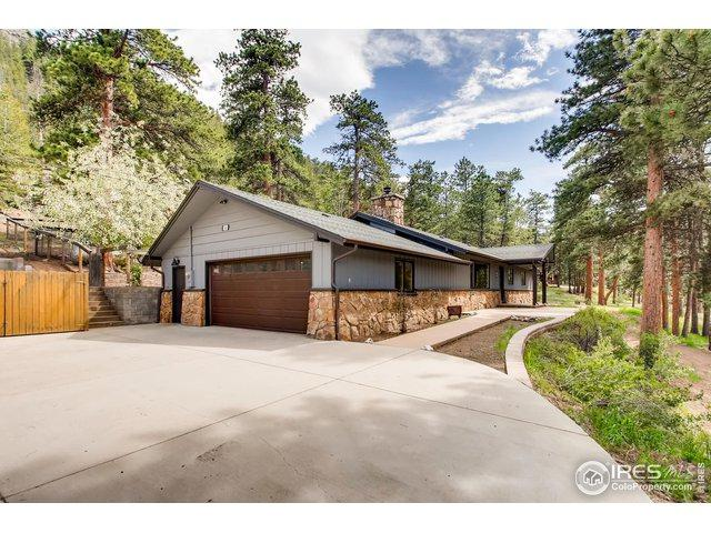 884 Turquoise Trl, Estes Park, CO 80517 (MLS #884628) :: Keller Williams Realty