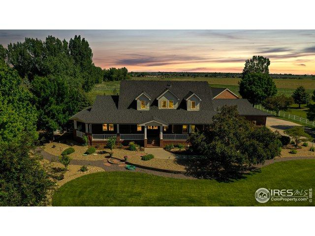 235 Mulligan Lake Dr, Mead, CO 80542 (MLS #884640) :: Kittle Real Estate