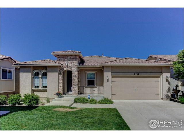 2462 Reserve St, Erie, CO 80516 (MLS #884645) :: The Bernardi Group at Coldwell Banker