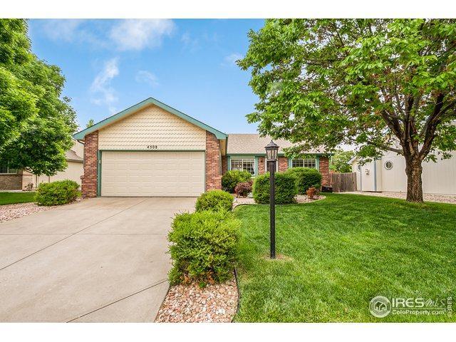 4508 N Lincoln Ave, Loveland, CO 80538 (MLS #884652) :: Hub Real Estate