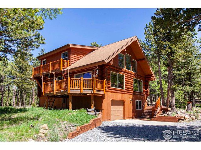 365 Overland Dr, Ward, CO 80481 (MLS #884655) :: Tracy's Team