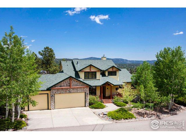 3124 Elk View Dr, Evergreen, CO 80439 (#884659) :: milehimodern