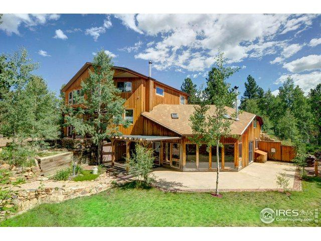 551 Aspen Ln, Black Hawk, CO 80422 (#884663) :: The Peak Properties Group