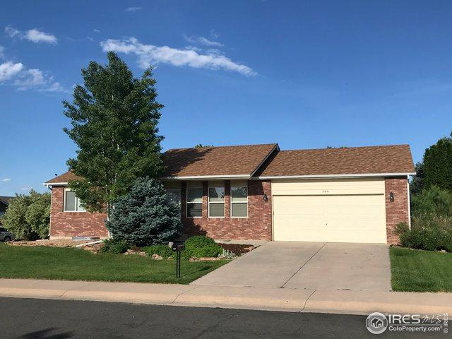 280 50th Ave, Greeley, CO 80634 (MLS #884668) :: Kittle Real Estate