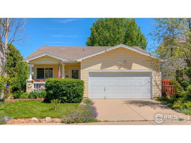 1158 Fall River Cir, Longmont, CO 80504 (MLS #884676) :: 8z Real Estate