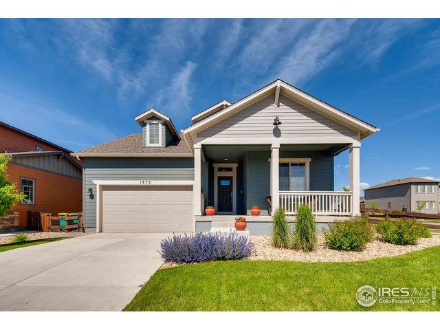 1870 Quest Dr, Erie, CO 80516 (MLS #884688) :: The Bernardi Group at Coldwell Banker