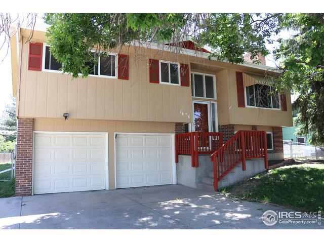 1636 27th Ave Ct, Greeley, CO 80634 (MLS #884689) :: 8z Real Estate