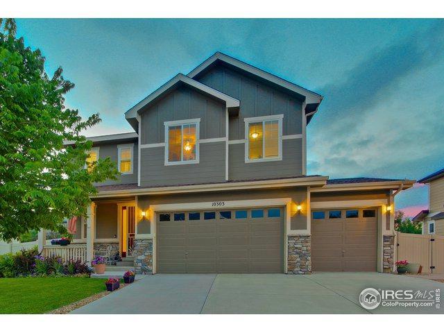 10303 Bald Eagle St, Firestone, CO 80504 (MLS #884691) :: 8z Real Estate