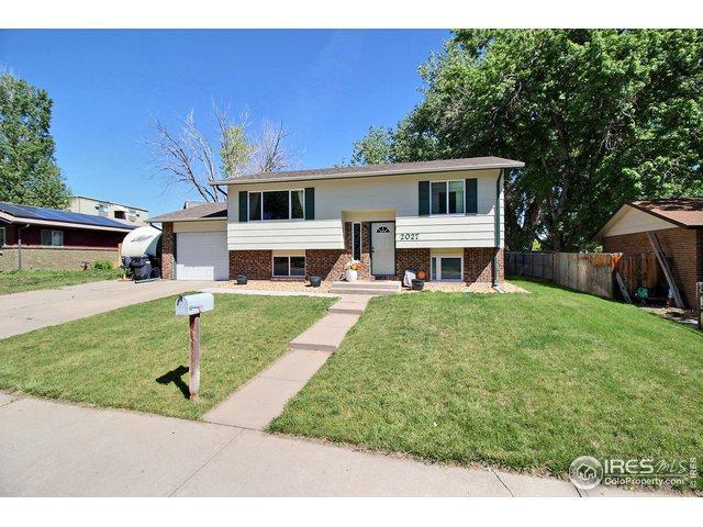 2027 31st St, Greeley, CO 80631 (MLS #884708) :: 8z Real Estate