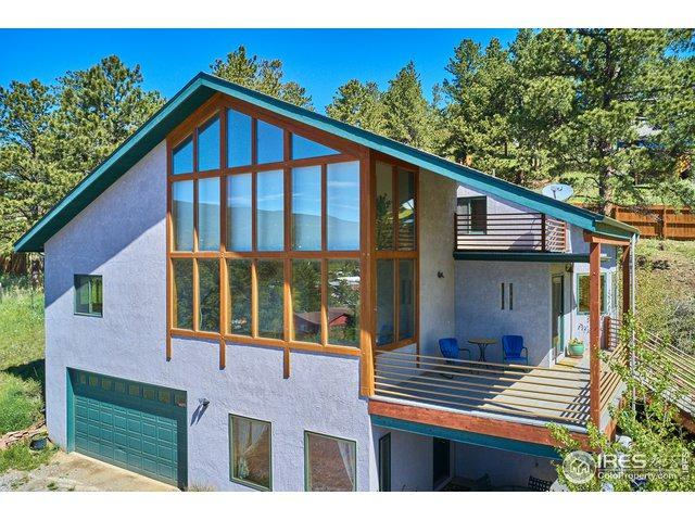 151 E 5th St, Nederland, CO 80466 (MLS #884730) :: Tracy's Team