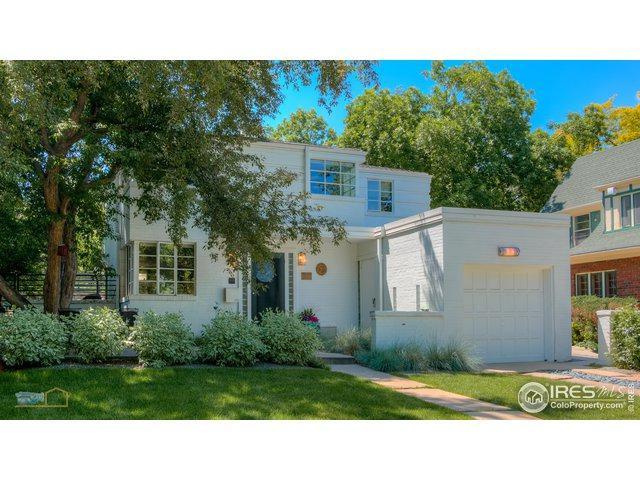 855 13th St, Boulder, CO 80302 (#884735) :: milehimodern