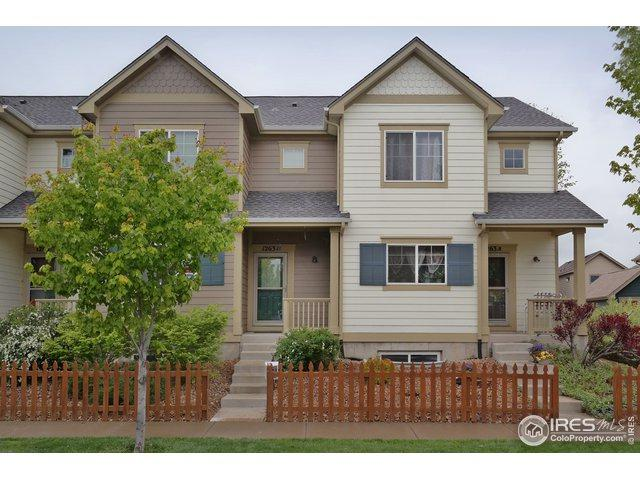 1263 Hummingbird Cir B, Longmont, CO 80501 (MLS #884750) :: J2 Real Estate Group at Remax Alliance