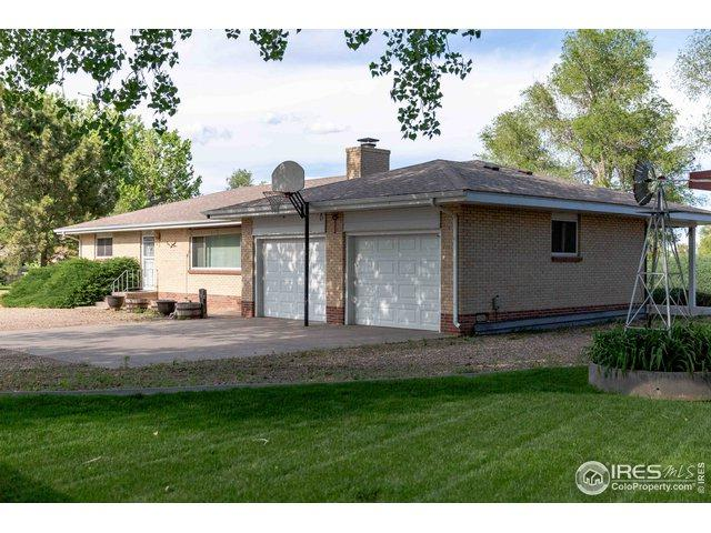 16436 County Road 19, Fort Morgan, CO 80701 (MLS #884770) :: Kittle Real Estate