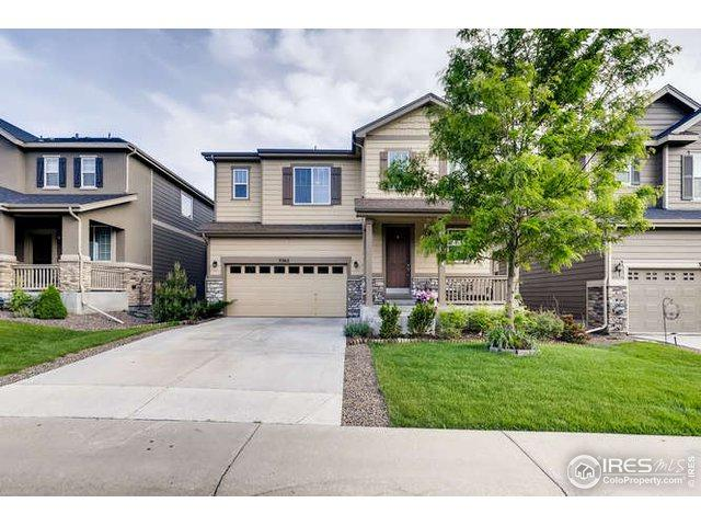 3362 E 140th Dr, Thornton, CO 80602 (#884771) :: James Crocker Team