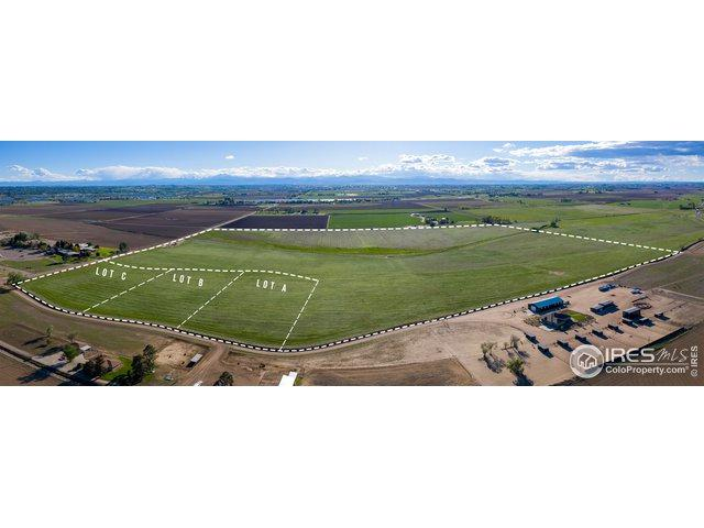 0 Aa Lot A, Greeley, CO 80631 (#884774) :: The Peak Properties Group