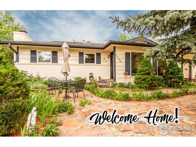 3550 Everett Dr, Boulder, CO 80305 (MLS #884791) :: Hub Real Estate