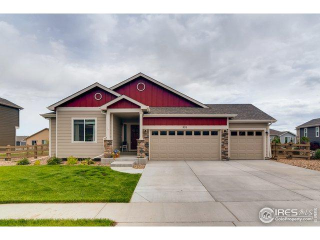 521 Mount Rainier St, Berthoud, CO 80513 (MLS #884794) :: June's Team