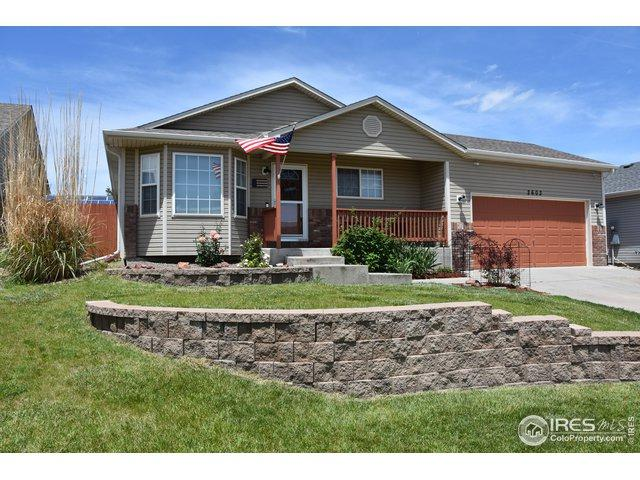 2603 Quay St, Evans, CO 80620 (MLS #884809) :: Keller Williams Realty