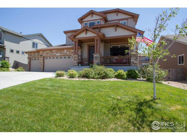 7640 E 123rd Ave, Thornton, CO 80602 (MLS #884814) :: Hub Real Estate