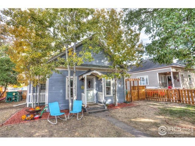 500 Smith St, Fort Collins, CO 80524 (MLS #884823) :: Keller Williams Realty