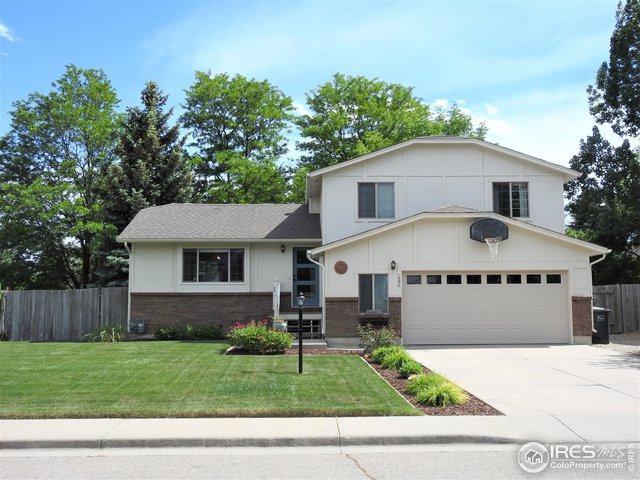 1506 W 40th St, Loveland, CO 80538 (MLS #884835) :: Hub Real Estate