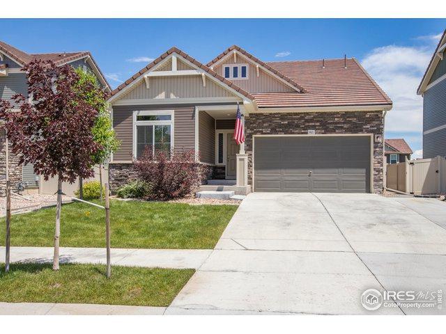 3421 Yellowwood Ln, Johnstown, CO 80534 (MLS #884850) :: Hub Real Estate
